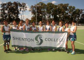 Shenton Netball Team Champions for 2016