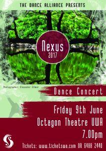 Nexus Dance Concert – Friday 9th June 2017