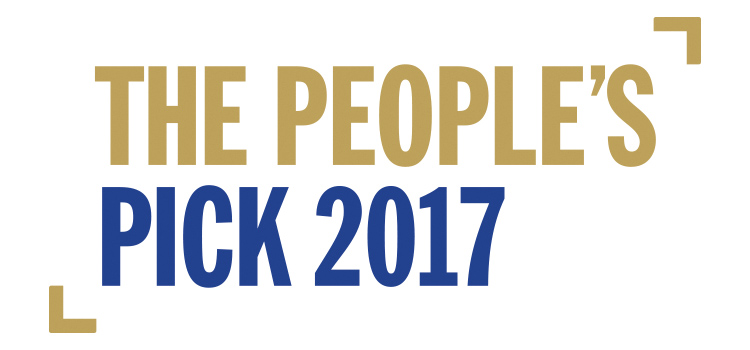 The People's Pick