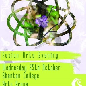 Join us for a Fusion Arts evening