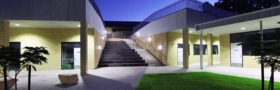 Shenton College building