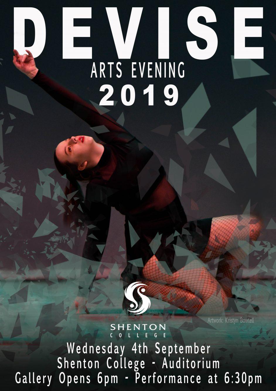 Devise Arts Evening 2019